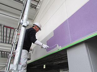 工場・倉庫・大型物件の屋根・外壁塗装