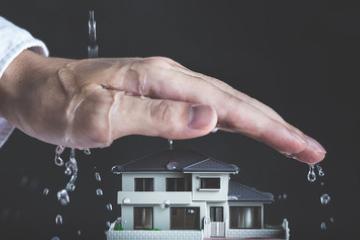 水の侵入を阻止